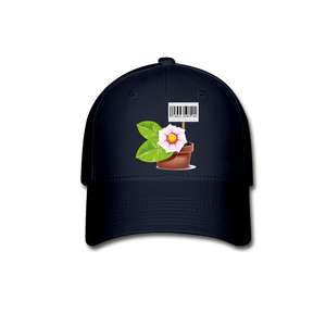 Plant Pot Price Baseball Cap - navy