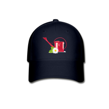 Load image into Gallery viewer, Watering Can Baseball Cap - navy