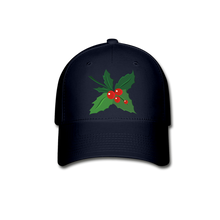 Load image into Gallery viewer, Holly Baseball Cap - navy