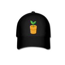 Load image into Gallery viewer, Sprout Baseball Cap - black