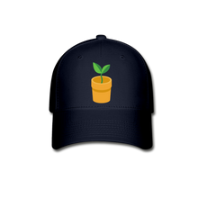 Load image into Gallery viewer, Sprout Baseball Cap - navy