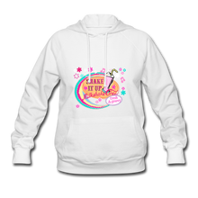 Load image into Gallery viewer, Shake It Up Women's Hoodie - white