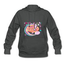 Load image into Gallery viewer, Shake It Up Women's Hoodie - asphalt
