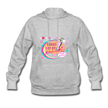 Load image into Gallery viewer, Shake It Up Women's Hoodie - heather gray