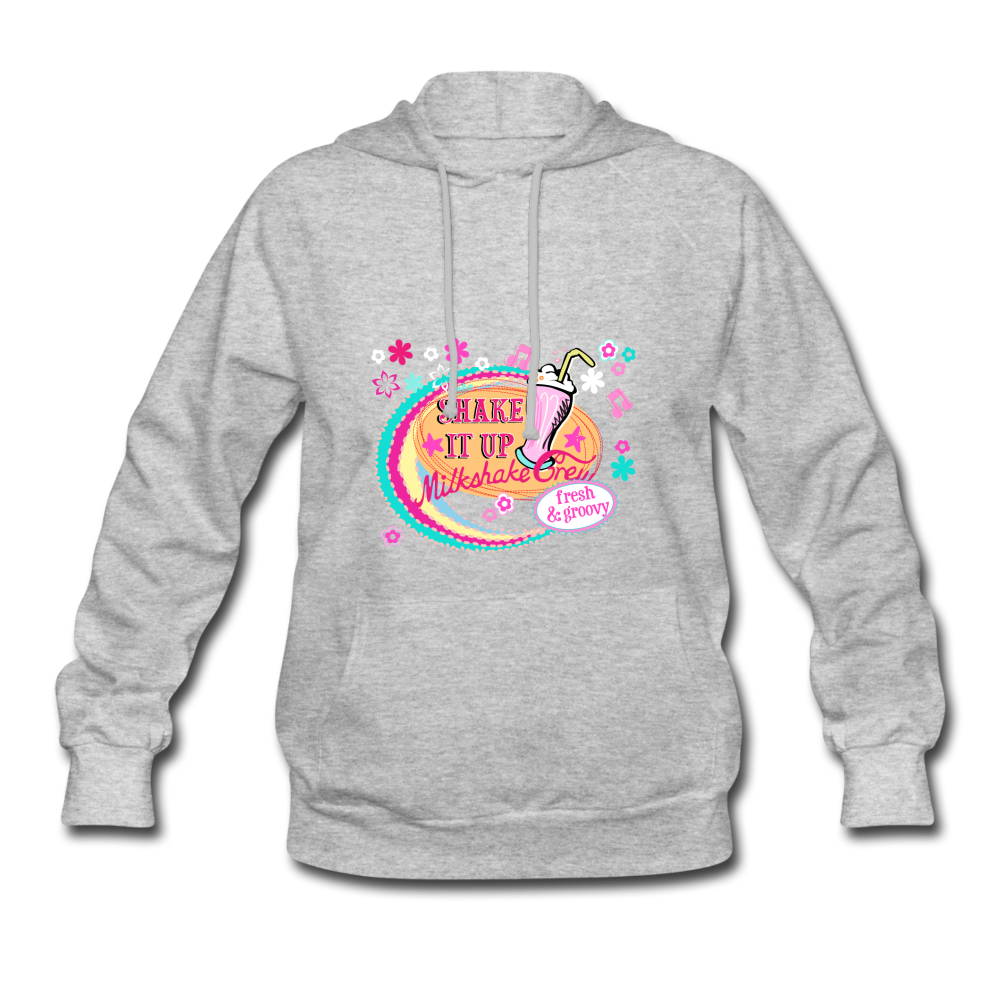 Shake It Up Women's Hoodie - heather gray
