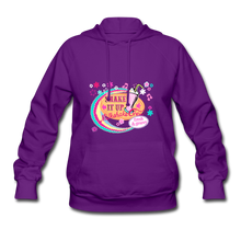 Load image into Gallery viewer, Shake It Up Women's Hoodie - purple