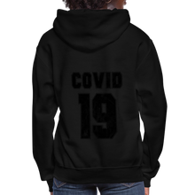 Load image into Gallery viewer, C-19 Women's Hoodie - black