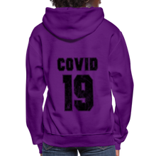 Load image into Gallery viewer, C-19 Women's Hoodie - purple