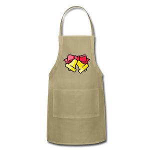 Bells Adjustable Apron - khaki