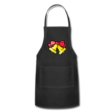 Load image into Gallery viewer, Bells Adjustable Apron - black