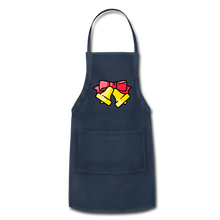 Load image into Gallery viewer, Bells Adjustable Apron - navy