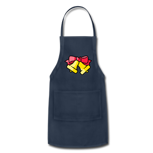 Bells Adjustable Apron - navy