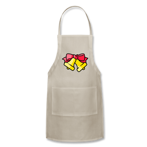 Bells Adjustable Apron - natural