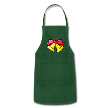 Load image into Gallery viewer, Bells Adjustable Apron - forest green