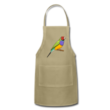Load image into Gallery viewer, Bird Adjustable Apron - khaki