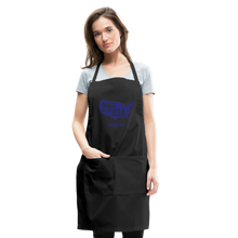 Load image into Gallery viewer, Made in USA Tennessee Adjustable Apron - black