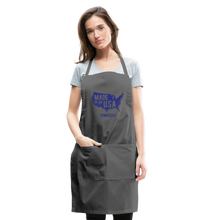 Load image into Gallery viewer, Made in USA Tennessee Adjustable Apron - charcoal