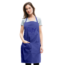 Load image into Gallery viewer, Made in USA Tennessee Adjustable Apron - royal blue