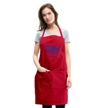 Load image into Gallery viewer, Made in USA Tennessee Adjustable Apron - red