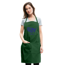 Load image into Gallery viewer, Made in USA Tennessee Adjustable Apron - forest green