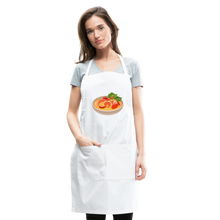 Load image into Gallery viewer, Thailand Shrimp Food Adjustable Apron - white
