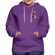 Load image into Gallery viewer, Chess Pawn Hoodie - purple