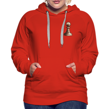 Load image into Gallery viewer, Chess Pawn Hoodie - red