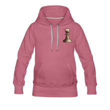 Load image into Gallery viewer, Chess Pawn Hoodie - mauve