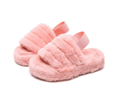 BELLE SLIPPERS PINK
