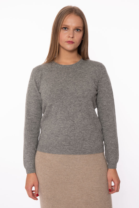 All Women's Round Neck Cashmere Jumpers