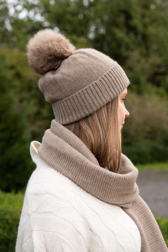 Beautiful Cashmere Hat