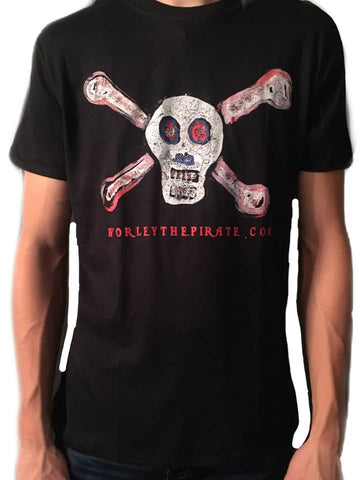 Worley The Pirate T-Shirt