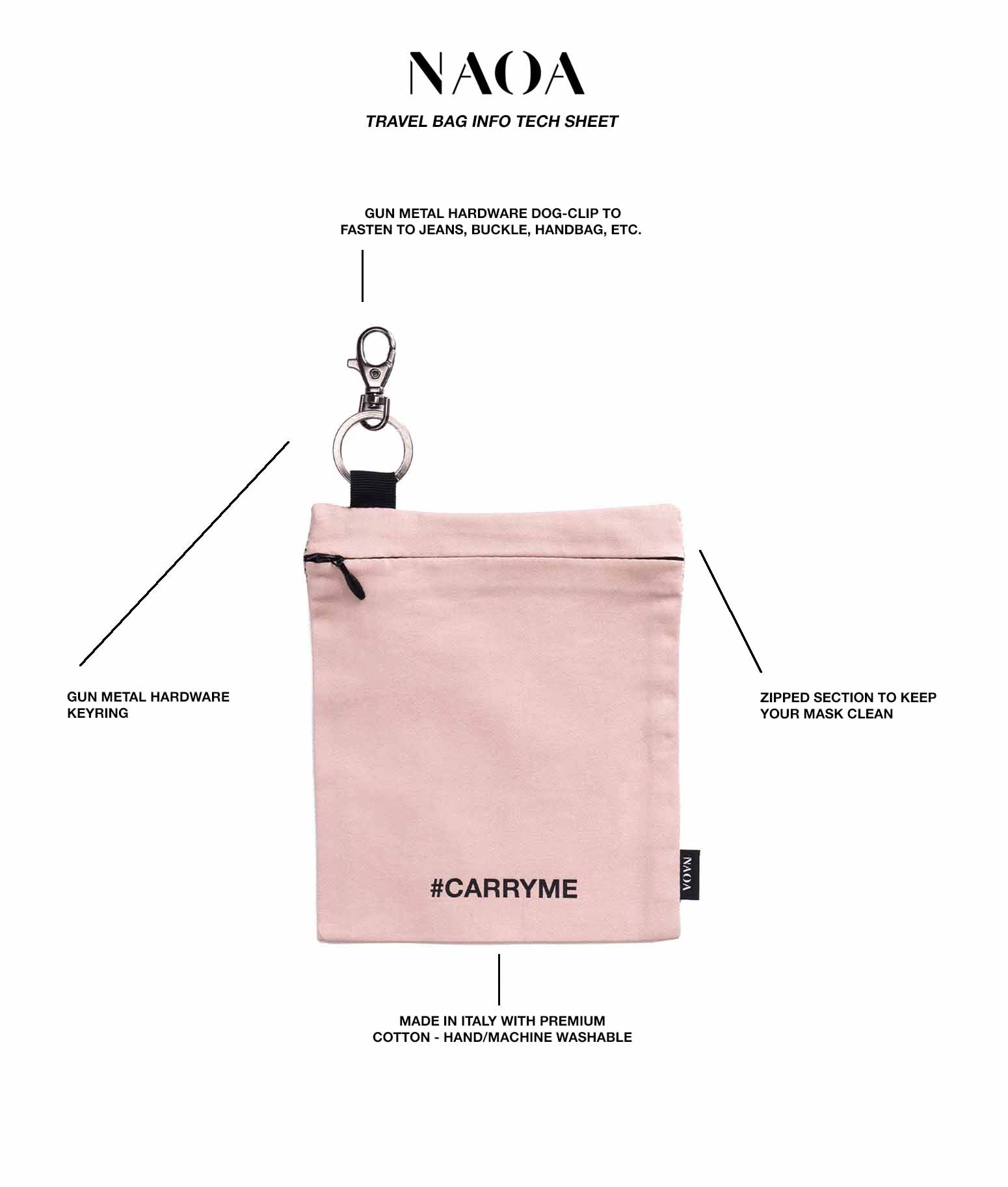 pouch description