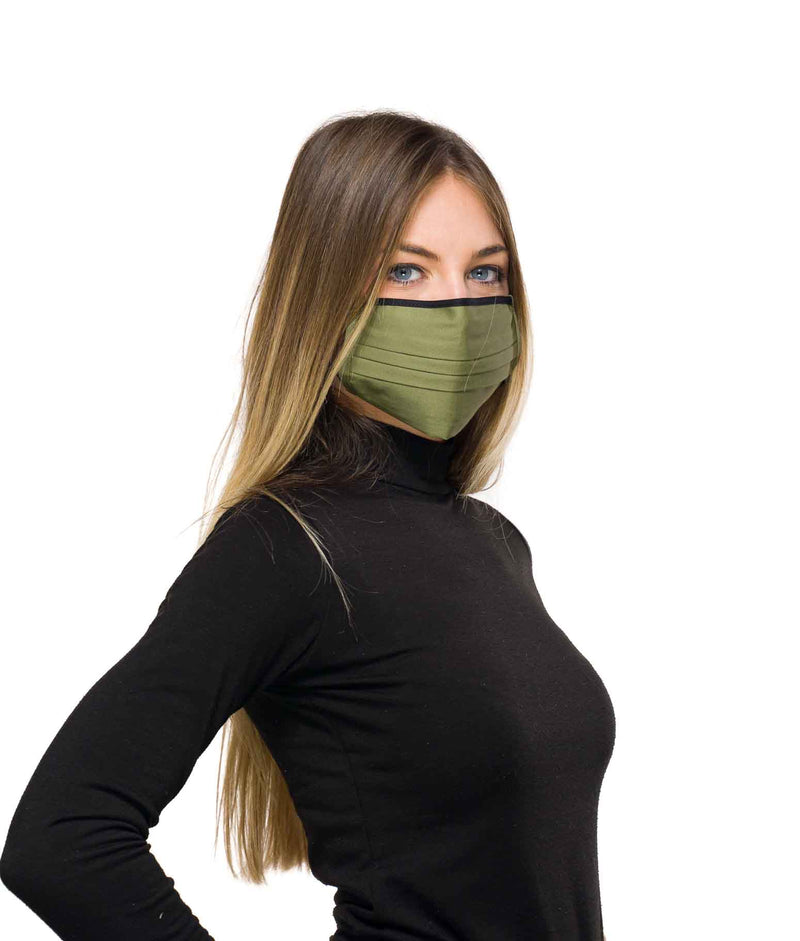 khaki mask for girl