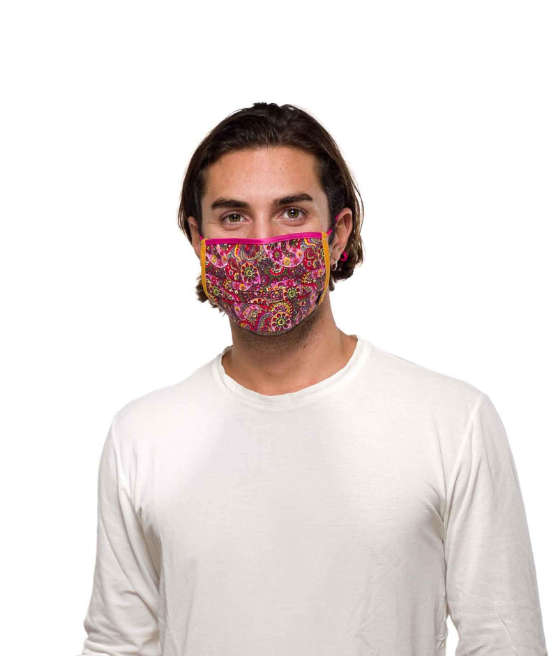 printed mask for boys