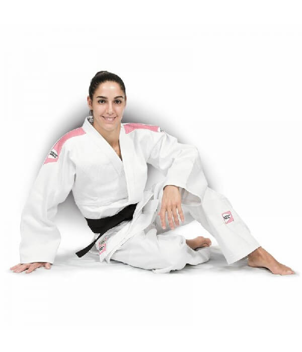 GREEN HILL JUDODRAKT CLUB M/ ROSA PATCH