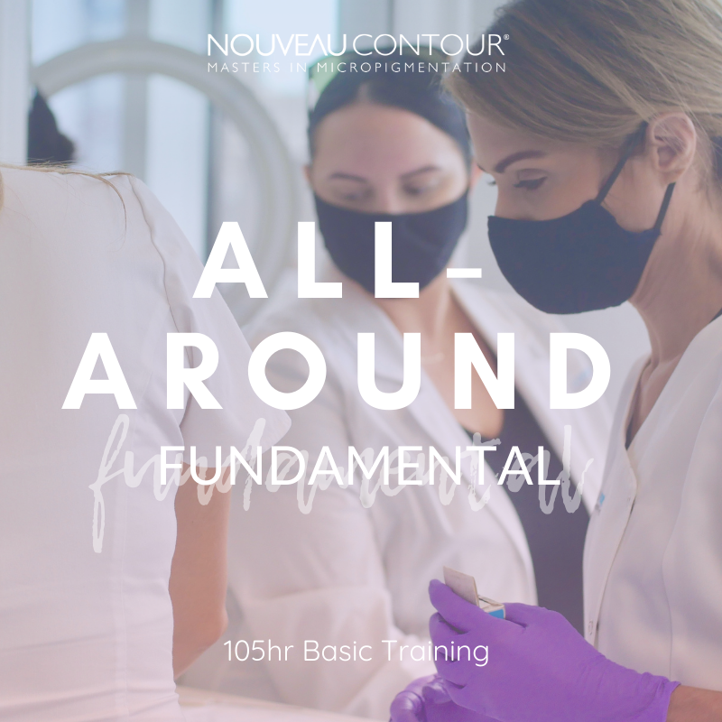 All-Around Fundamental Training - Micropigmentation + Microblading (Training Only)