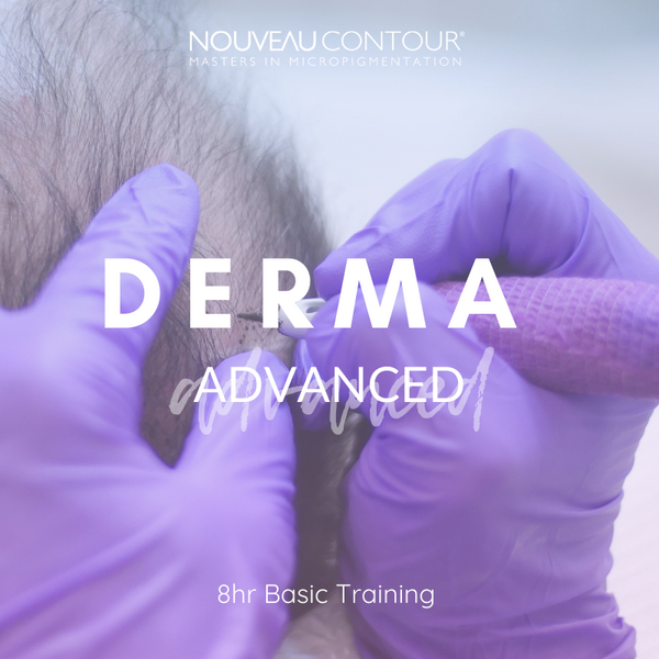 Advanced Training - Areola Post Breast Cancer Micropigmentation