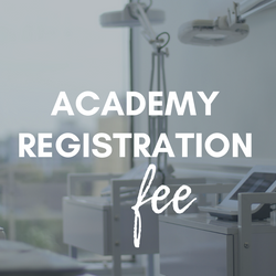 Academy - Registration Fee (738497232956)