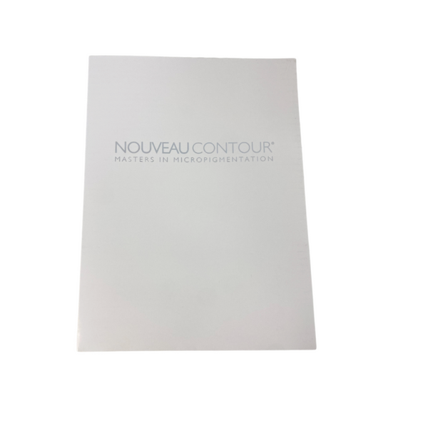 White Folders with Logo