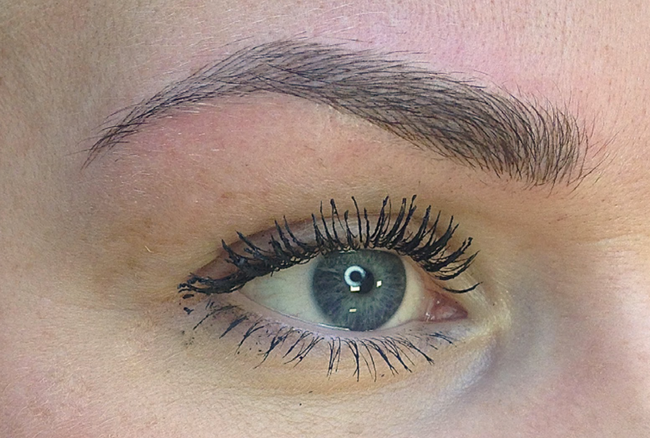 Advanced Training - Microblading