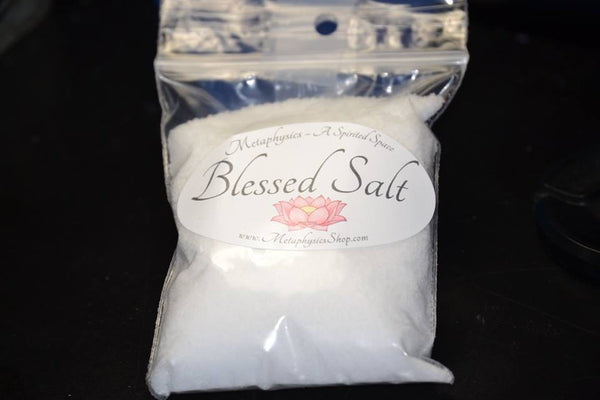 Traditional Blessed Salt fine