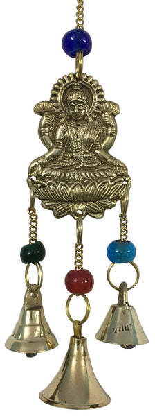Wind Chime Laxmi with 3 bells