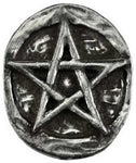 Charm, Pentagram Altar and Pocket Charm