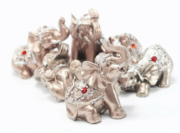 Feng Shui lucky Rose Gold Elephant