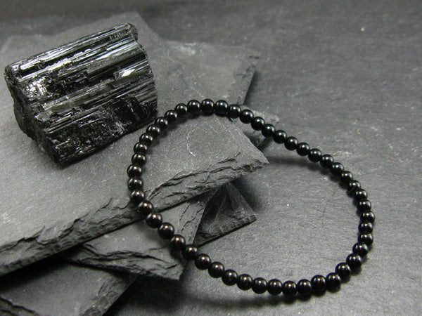 Gemstone Bracelet, Black Tourmaline