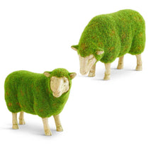 Load image into Gallery viewer, Set of 2 Mossy Sheep