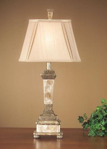 Pair of Capant Gold Lamp