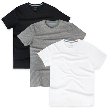 Harry Bear Mens T-Shirt Pack of 3