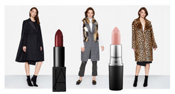 Lipsticks and AW18 fashion trends